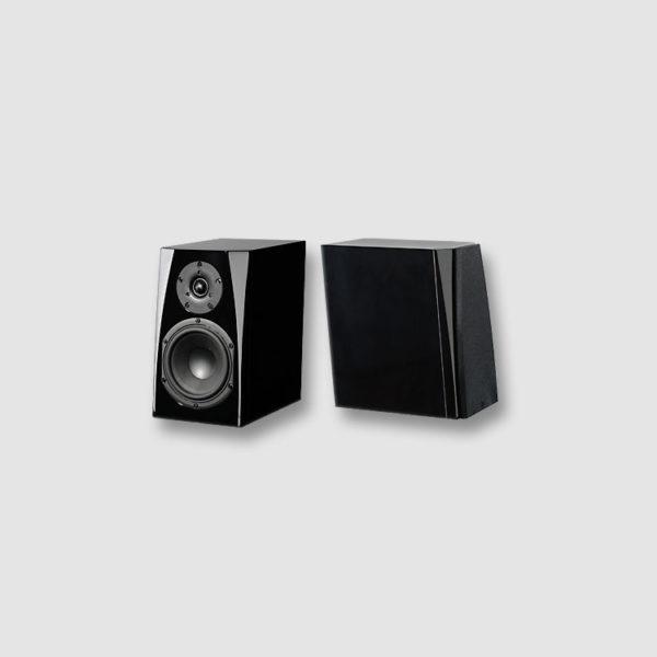 Phonar Veritas M4 Next - Kompaktlautsprecher in Hochglanz Schwarz (Beispielabbildung)