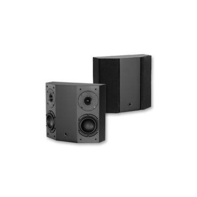 Phonar Veritas Surround 100G - Bipol-Lautsprecher in Matt Schwarz (Beipielabbildung)
