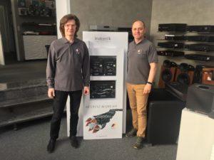 NEU BEI UNS: neue in-akustik Referenz Micro Air-Serie