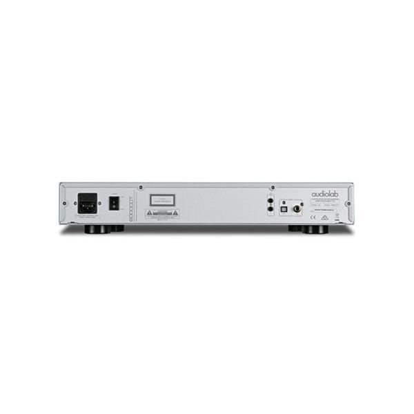 Audiolab 6000 CDT - CD-Player (Silber)