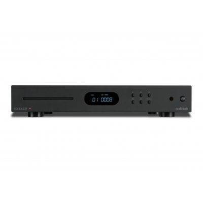Audiolab 6000 CDT - CD-Player (Schwarz)