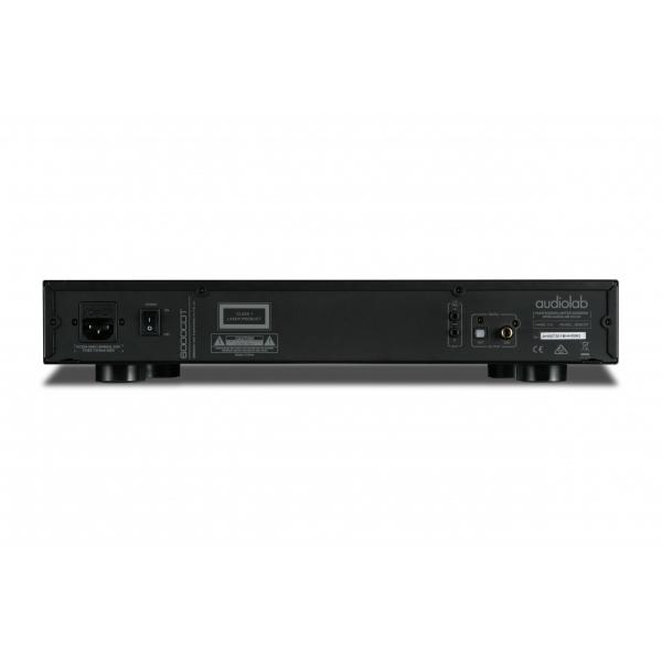 Audiolab 6000 CDT - CD-Player (Schwarz)