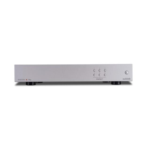Audiolab 6000 N - Netzwerk-Player / Streaming (Silber)