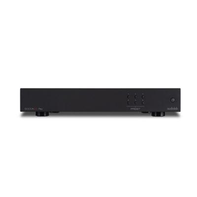 Audiolab 6000 N - Netzwerk-Player / Streaming (Schwarz)