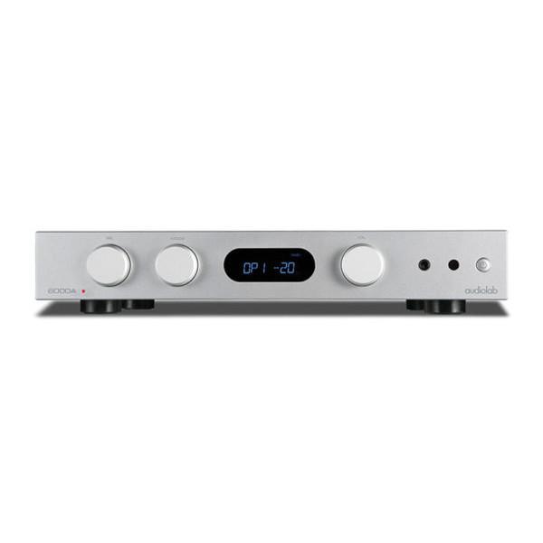 audiolab 6000 A - Vollverstärker (Silber)