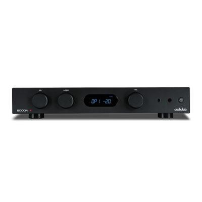 audiolab 6000 A - Vollverstärker (Schwarz)