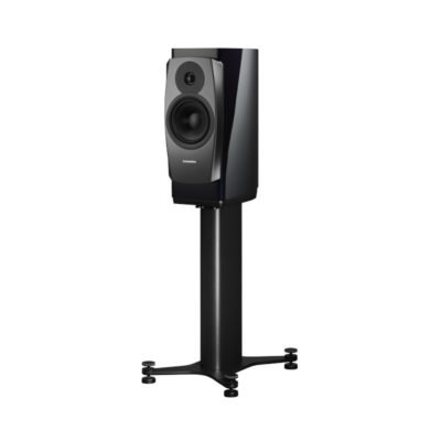 Dynaudio Confidence 20 - Kompaktlautsprecher (Midnight High Gloss) inkl. Standfuß