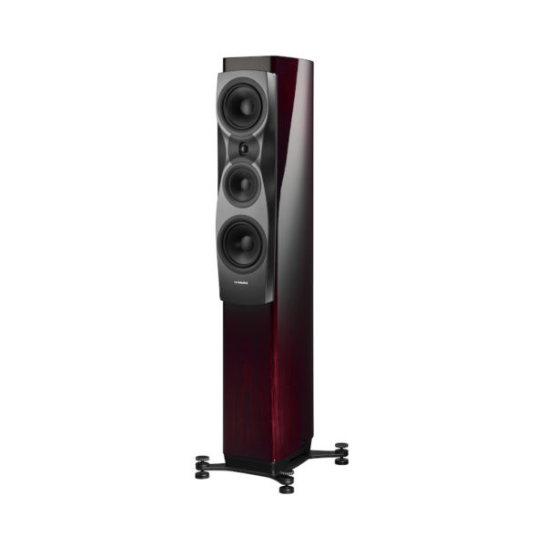 Dynaudio Confidence 30 - Standlautsprecher (Ruby Wood High Gloss)
