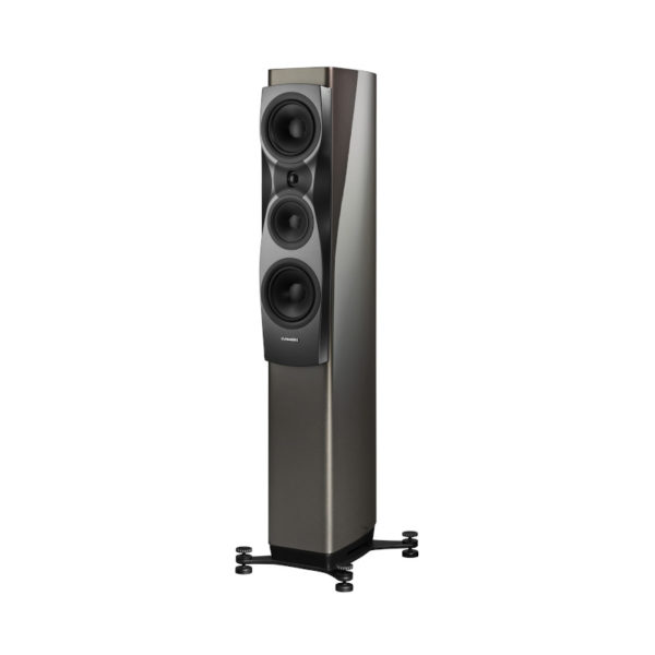 Dynaudio Confidence 30 - Standlautsprecher (Smoke High Gloss)