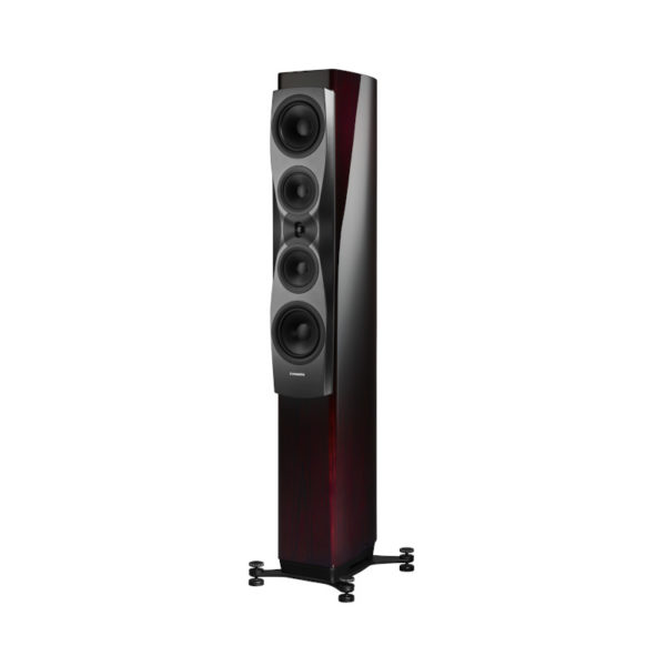 Dynaudio Confidence 50 - Standlautsprecher (Ruby Wood High Gloss)