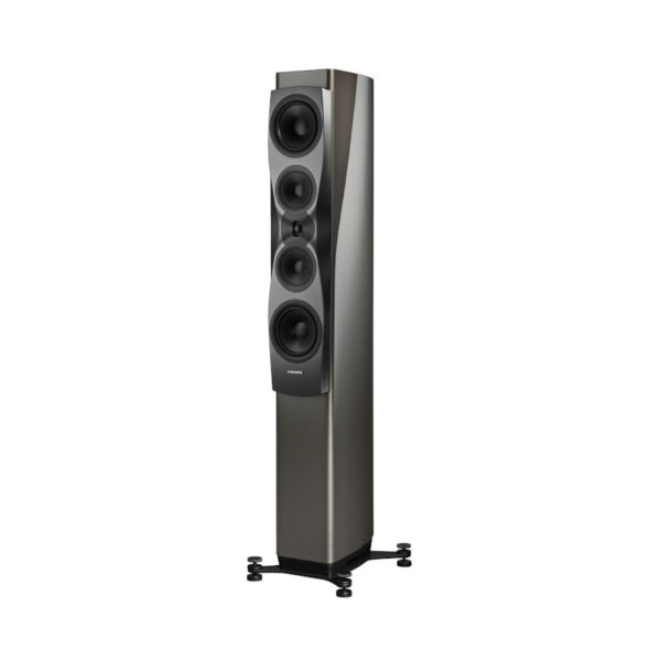 Dynaudio Confidence 50 - Standlautsprecher (Smoke High Gloss)