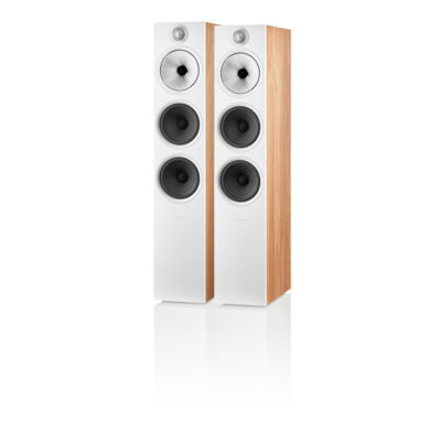 Bowers & Wilkins - 603 Anniversary Edition Standlautsprecher, Eiche