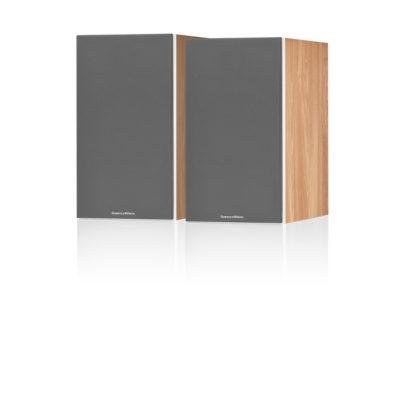 Bowers & Wilkins - 606 Anniversary Edition Standfußlautsprecher, Eiche (mit Bespannung)