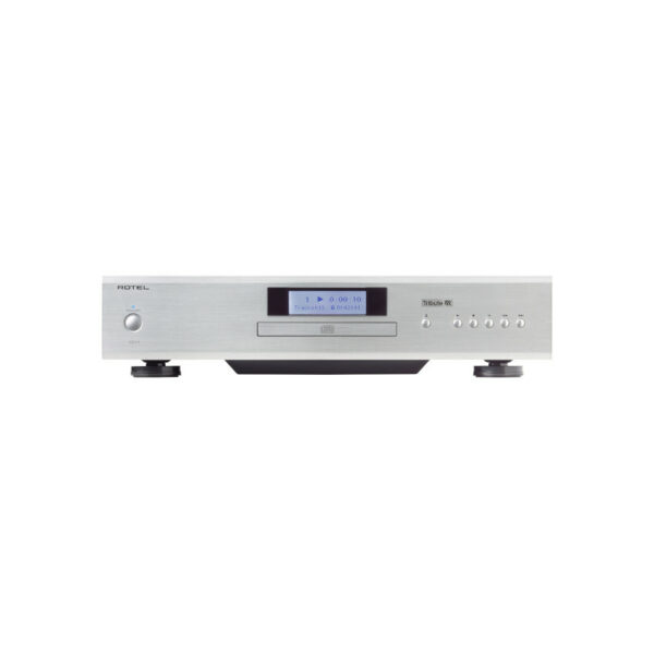 ROTEL CD11 Tribute - CD-Player (silber)
